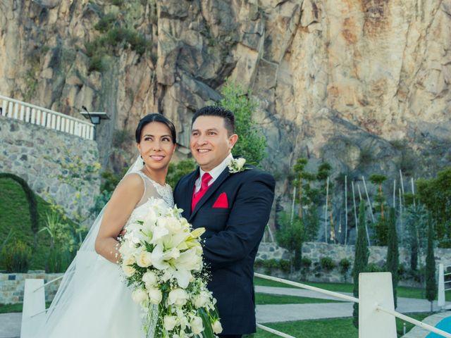La boda de Dianis y Alex