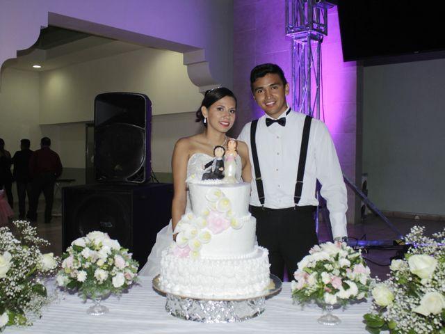 La boda de Sayra y Ricardo