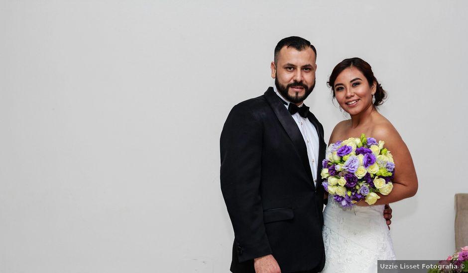 La boda de Lorenzo y Ingrid en Tuxtla Gutiérrez, Chiapas