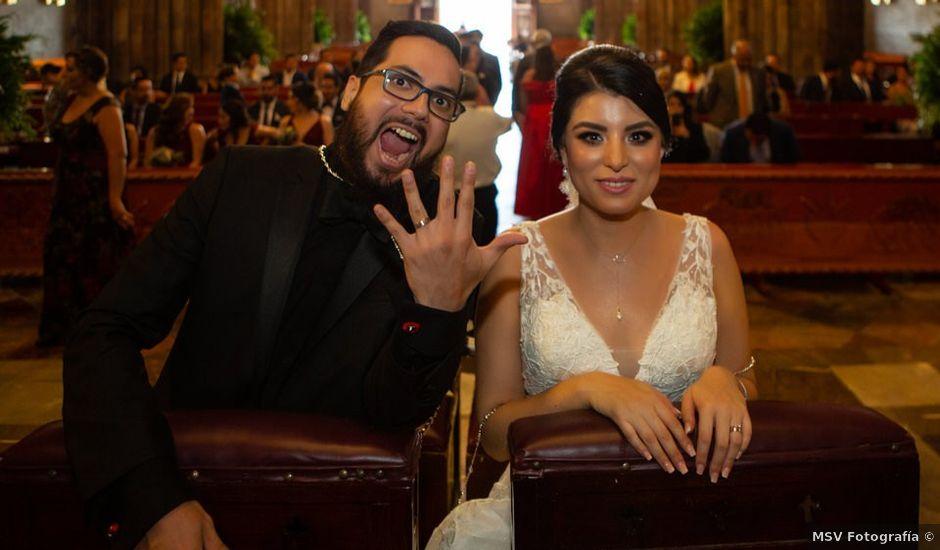 La boda de Javi y Gaby en Tlaquepaque, Jalisco