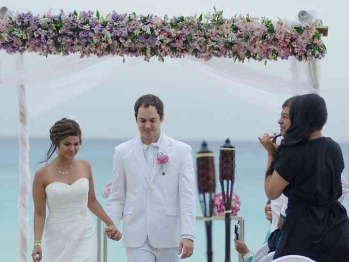 La boda de Diana y Pol