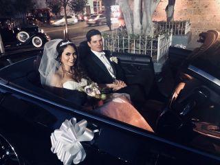 La boda de Carlos y Charlota