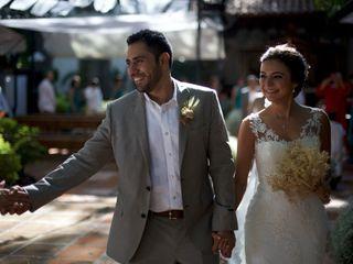 La boda de Fabiola y Rodrigo 1