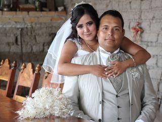 La boda de Marisela y Pablo