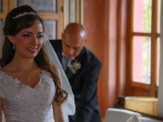 La boda de Tania y Juan Pablo 1