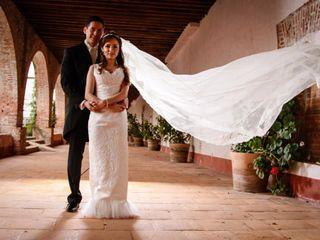 La boda de Tania y Juan Pablo