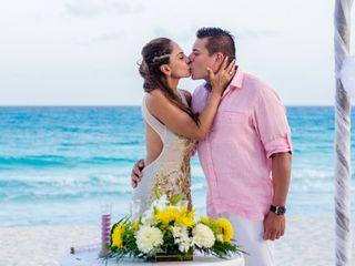La boda de Luzmari y Giovani 2