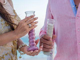 La boda de Luzmari y Giovani 3