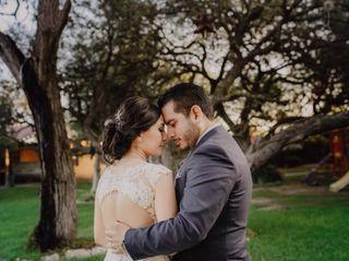 La boda de Caro y Hugo