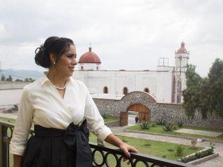 La boda de Claudia  y Iván 1