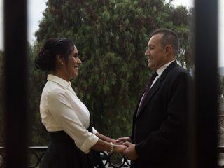 La boda de Claudia  y Iván 2