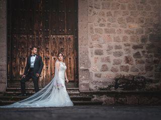La boda de Fany y Javier