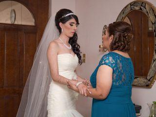 La boda de Daniela y Rubén 3