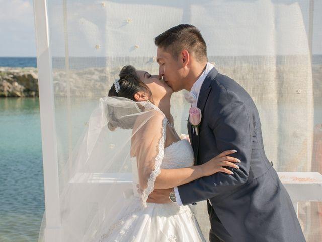 La boda de Alejandra y Mario