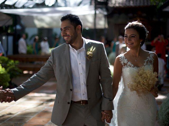 La boda de Fabiola y Rodrigo