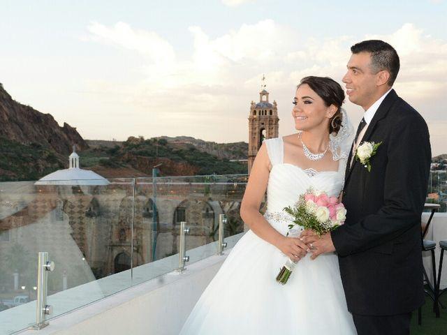 a062d5525 La boda de María y Hugo