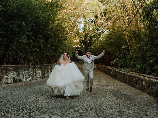 La boda de Pave y Javier