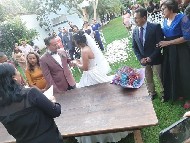 La boda de Tania y Bernel