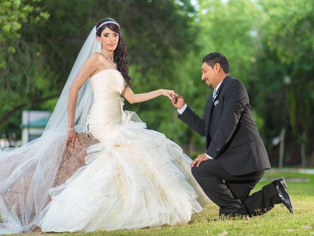 La boda de Daniela y Rubén