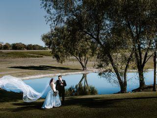 La boda de Nora y César 1