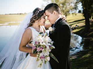 La boda de Nora y César