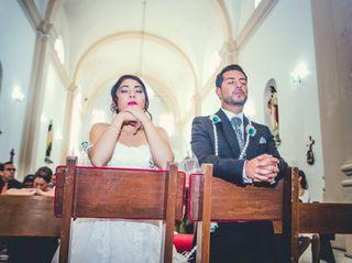 La boda de Jesai y Maff