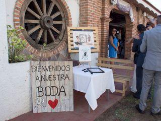 La boda de Alejandra y Rodrigo 1