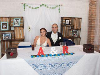La boda de Alejandra y Rodrigo
