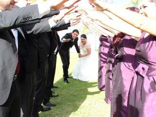 La boda de Yrana y Obed