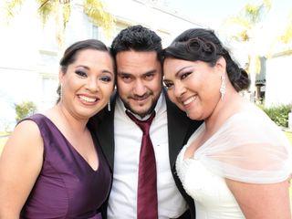 La boda de Yrana y Obed 2
