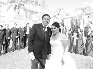 La boda de Yrana y Obed 3