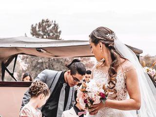 La boda de Sharon  y Camilo 1