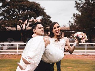 La boda de Sharon  y Camilo 2