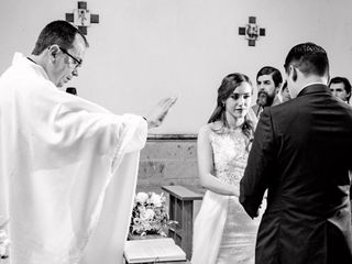 La boda de Sharon  y Camilo 3