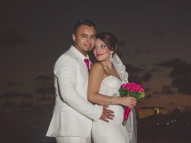 La boda de Vane y Sergio