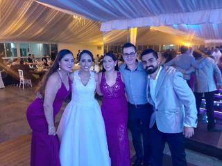 La boda de Brianda Alejandra  y Jorge Guillermo  1