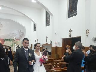 La boda de Brianda Alejandra  y Jorge Guillermo  3
