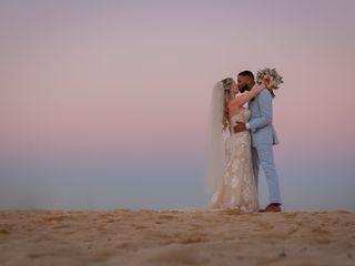 La boda de Haley y Deandre