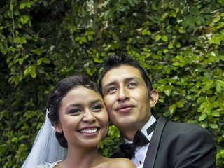 La boda de Marissa y Aníbal