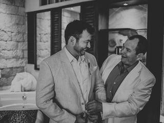La boda de Sara y Ricardo 2