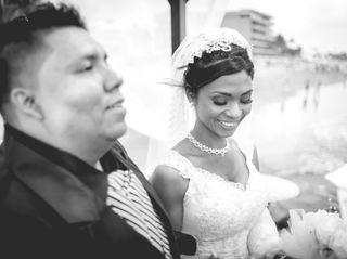 La boda de Elizabeth y Reymundo