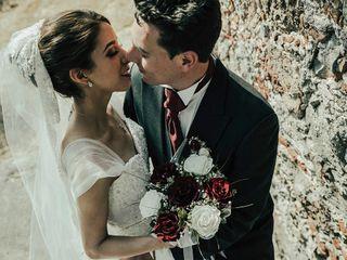 La boda de Leticia y Anuar