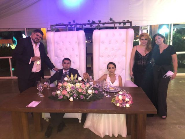 La boda de Brianda Alejandra  y Jorge Guillermo