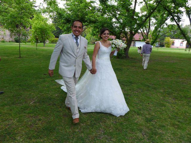 La boda de Cecy y Javier