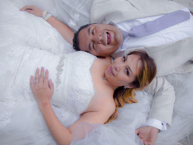 La boda de Yaya y Alex