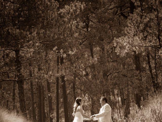 La boda de Alex y Yaya en Amecameca, Estado México 4