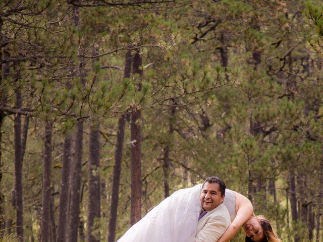 La boda de Alex y Yaya en Amecameca, Estado México 5