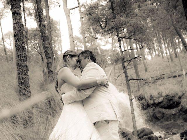 La boda de Alex y Yaya en Amecameca, Estado México 10
