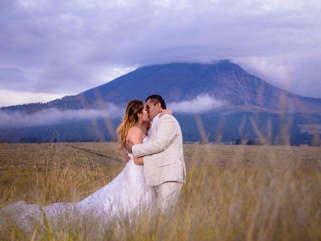 La boda de Alex y Yaya en Amecameca, Estado México 23