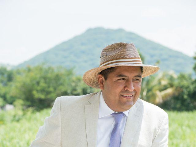 La boda de Alex y Yaya en Amecameca, Estado México 26